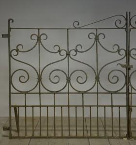 gate grill 042CR FM
