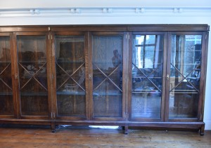 18 FT WIDE HOS CABINET (20) FM