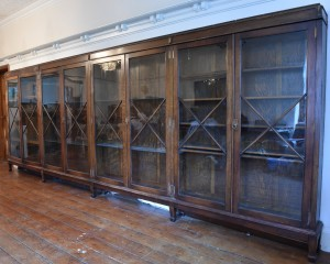 18 FT WIDE HOS CABINET (23) FM